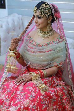 Sikh Wedding Dress, Wedding Lehnga, Indian Bridal Lehenga, Wedding Outfits, Bridal Dresses, Punjabi Suits Designer Boutique, Indian Designer Outfits, Indian Outfits, Designer Dresses