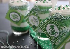 Free Printables for St. Patrick's Day :: Available on HoosierHomemade.com