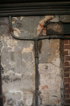 Layers & overlaid metalwork. by ruthsinger, via Flickr