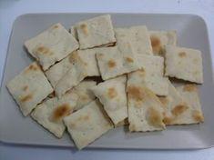 Galletas crackers (galletas de agua) | Mi mundo pinkcake