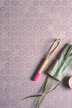 A new addition to our mosaic collection for 2020, these are made from recycled glass and have a matt finish, making them ideal for walls or floors.  Available in a selection of calming colours from late September/early October.  Free samples available to order now. Pink Tiles, Hexagon Tiles, Neutral Tones, Interior Walls, Recycled Glass, Free Samples, Mosaic Glass, Calming, Floors