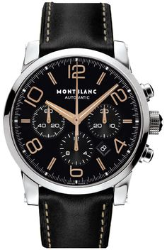 'Timewalker' by MontBlanc #watch