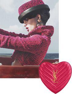 Tendance mode rose couleur rentree Fuchsia 13