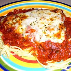 """beef steak recipe """"This is a great Italian style way to prepare beef or venison cube steaks. Double the ingredients for a crowd! Pork Sausage Recipes, Cube Steak Recipes, Meat Recipes, Snack Recipes, Cooking Recipes, Cuban Recipes, Burger Recipes, Greek Recipes, Pasta Recipes"""