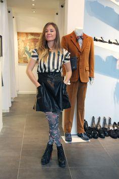 1 look nella boutique Convivio al @fidenzavillage