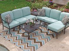 Delightful Cast Aluminum Patio Furniture | Outdoor Patio Furniture | Chair King  Backyard Store