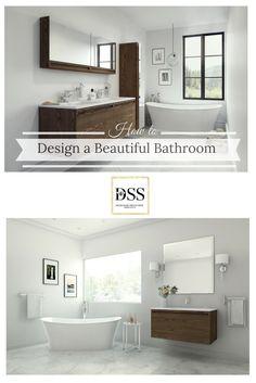 How to Design a Bathroom |Designers Sweet Spot|www.designerssweetspot.com
