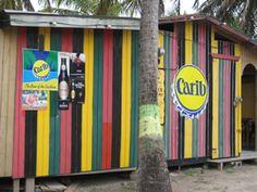 rum shop barbados