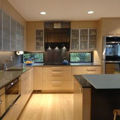 contemporary kitchen by David Vandervort Architects