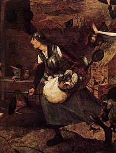 Bruegel the Elder, Pieter: Fine Arts, 15th-16th c. | The Red List
