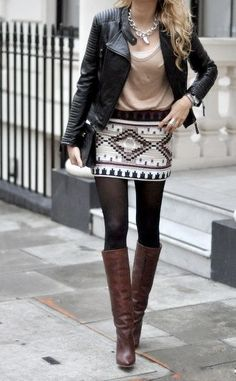 If there was a perfect Fall outfit it'd look like this.