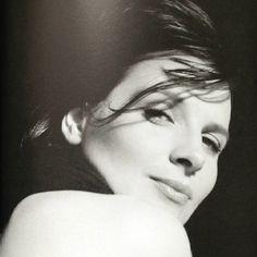 Juliette Binoche par Brigitte Lacombe