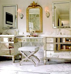 {this is glamorous} : adventures in love, design, fashion, home decor, food and travel: {home inspiration: old world glamour}