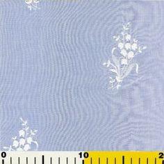 Mušelín vyšívaný 003 970 Kč / m šíře 148 cm;  100% bavlna
