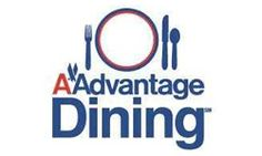 Earn up to 5 American AAdvantage miles per dollar spent just for dining out!    Simply create an account and register any credit or debit card to earn miles at participating restaurants. It's free and easy to join.