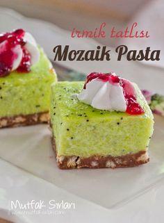 Mozaik Pastalı İrmik Tatlısı nasıl yapılır ? Tarifin püf noktaları, binlerce yemek tarifi ve daha fazlası...