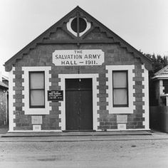 Salvation Army Hall at Peterborough