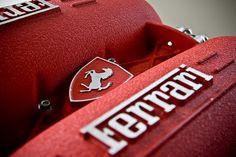 Ferrari Engine, photo by erdero