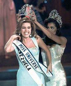 Alicia Machado.... Miss Universe 1996 from Venezuela