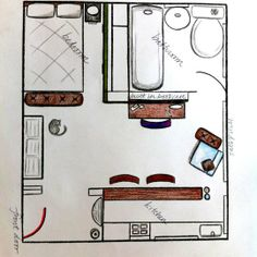 i love the floor plan and the design of this house.