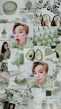 When Im Bored, Phone Themes, Golden Star, Cube Entertainment, I Wallpaper, Kpop Aesthetic, Green Eyes, Aesthetic Wallpapers, Idol