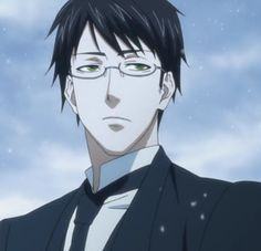 black butler william t spears | Help