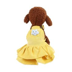 Alibi Bear Fadou Corduroy Clothing Pet Clothing Belt Skirt Small Dog Clothes Patterns, Puppy Costume, Dog Tutu, Cat Dresses, Puppy Clothes, Skirt Belt, Cat Party, Cat Costumes, Corduroy