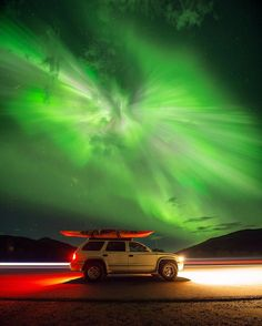 """The most spectacular lights show on earth 
