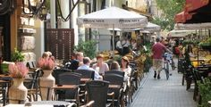 Budapest's best patios for open-air eating & drinking
