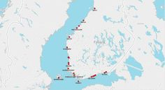PORTS IN FINLAND