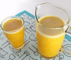 Suc integral de Taronja#thermomix