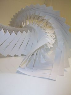 Conceptual paper models that look into design language, pushing the boundaries of dynamic sculptural design and construction. Repetition was the inspiration for these models; repetition was looked at in a more in-depth context to ascertain a grater unders…