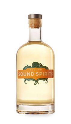 Sound Spirits Old Tom Gin