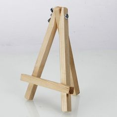 5.6 Inch Artist Easel Wood Tripod Tabletop Display