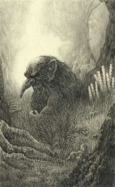 TROLLS. The debate over whether trolls of the old folklore are inherently good or bad has been going on for a while.