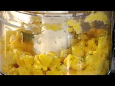How to Make a 45 Second Frozen Mango Ice Cream Jamie Oliver Mango Recipes, Ice Cream Recipes, Jamie Oliver, Mango Ice Cream, Cooking Videos, Cornwall, Frozen, Healthy Eating, Foods