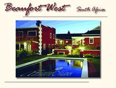 karoo accommodation, luxury guesthouse Beaufort West Beaufort West, Mansions, House Styles, Luxury, Home Decor, Decoration Home, Manor Houses, Room Decor, Villas