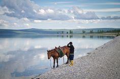 Lake Khovskol, Mongolia's 'Sea' and sister lake to Bikal in Russia