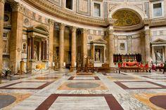 Interno del Pantheon
