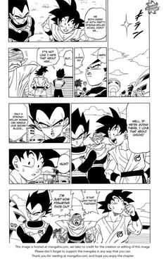 Chapter 6 dragon ball super by camlost on DeviantArt