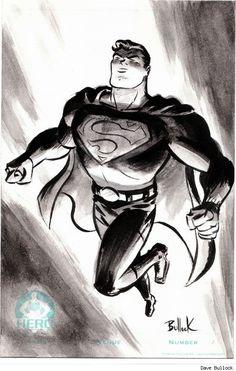 Superman - Dave Bullock
