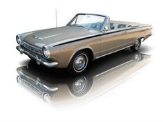 1964 Dodge Dart GT Convertible 50th Anniversary = OHHHH this car holds SUCH memories for me. My BFF had one just like this. We cruised through our high school years in that car. Such lovely memories!