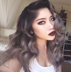 Grey ombre! This is how I want you to do my hair! @glittergracieee