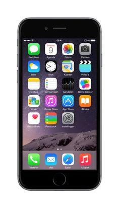 bol.com | Apple iPhone 6 Plus - 64GB - Zwart | Elektronica