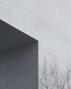 Nameless Architecture's Concrete Church in Seoul.  Nameless Architecture collaborated with JSpace firm, to create the structure that covers just over 3,000sqm.