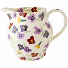 Emma Bridgewater wallflower jug