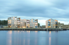 Gallery of Mandal Slipway Housing Complex / Reiulf Ramstad Arkitekter - 6
