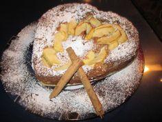 Corazon de Navidad. Ver la receta http://www.mis-recetas.org/recetas/show/24836-corazon-de-navidad