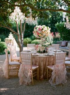 Tea Party anyone?  Romantic dinner for two? Girls night in?  Any excuse to put this table together and linger for a spell.