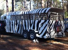 on a scale of one to ten how mad do u think Juston would  get if I did this to our trailer!!!!